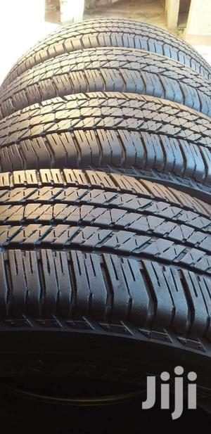 265/60/18 Bridgestone HT Tyre's Is Made In Japan | Vehicle Parts & Accessories for sale in Nairobi, Nairobi Central
