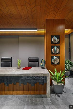 Corporate Office Reception Design More   Building & Trades Services for sale in Nairobi, Nairobi Central