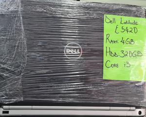 Laptop Dell Latitude E5420 4GB Intel Core I3 HDD 320GB | Laptops & Computers for sale in Nairobi, Nairobi Central