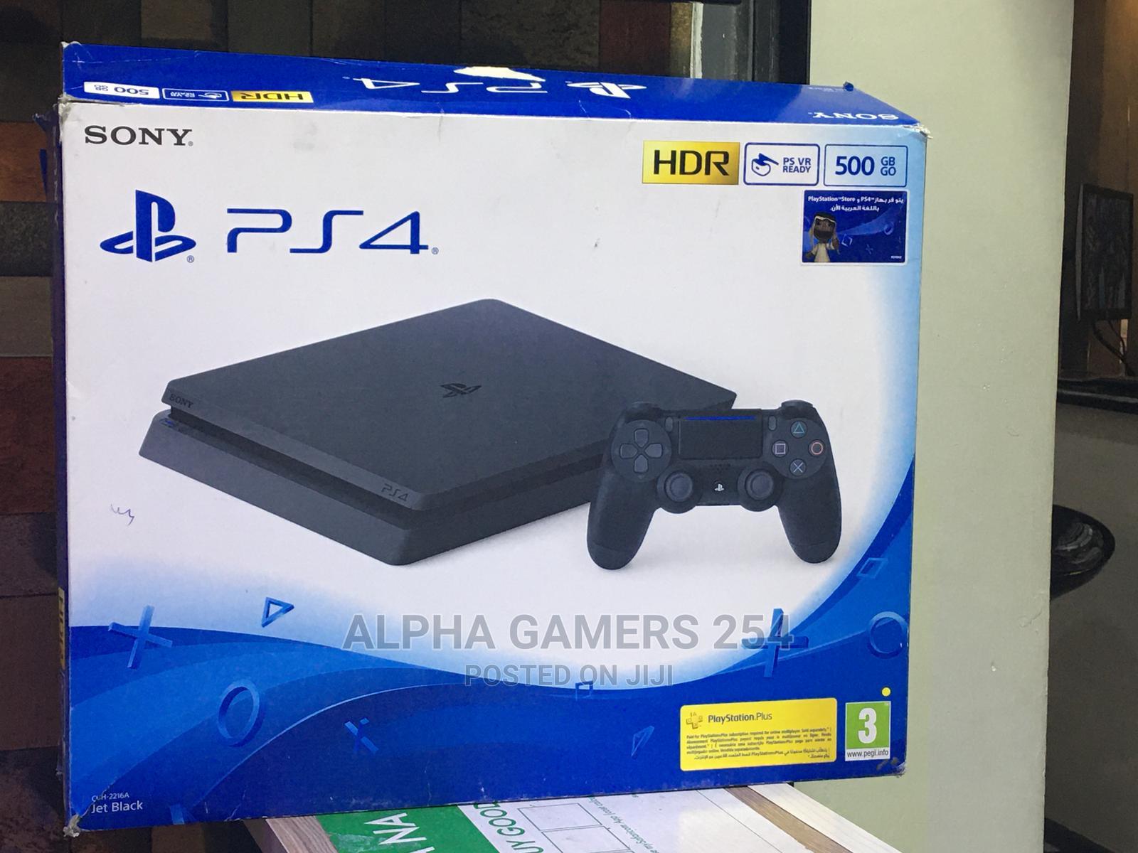 Archive: Playstation 4 (Slim)