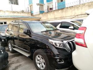 Toyota Land Cruiser Prado 2016 Black   Cars for sale in Mombasa, Mombasa CBD