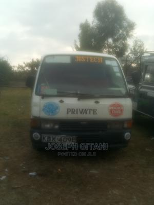 Nissan Caravan 1999 White | Buses & Microbuses for sale in Laikipia, Nanyuki