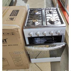 Redberry 4 Gas Cooker-Free Standing   Kitchen Appliances for sale in Nairobi, Nairobi Central