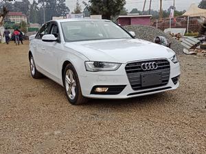 Audi A4 2015 White | Cars for sale in Nairobi, Ridgeways