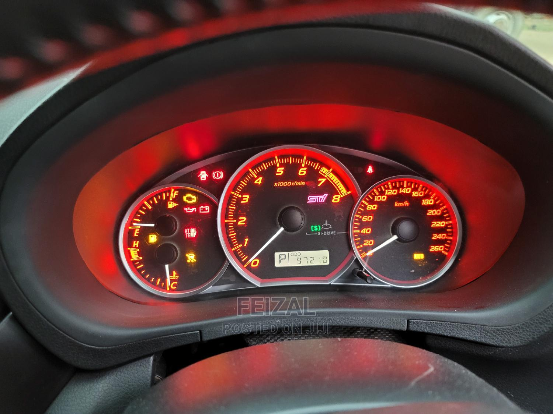 Archive: Subaru Impreza 2010 WRX STI Sedan Black