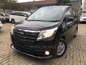 Toyota Noah 2014 Black | Cars for sale in Nairobi, Kilimani