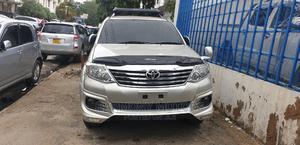 Toyota Fortuner 2014 Gold   Cars for sale in Mombasa, Mombasa CBD