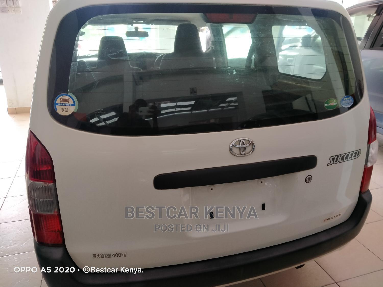 Toyota Succeed 2015 White | Cars for sale in Mombasa CBD, Mombasa, Kenya