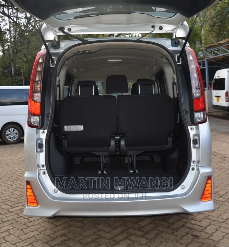 Toyota Noah 2014 Silver | Cars for sale in Kilimani, Nairobi, Kenya