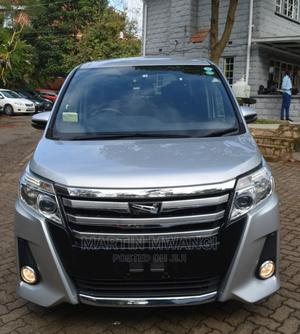 Toyota Noah 2014 Silver | Cars for sale in Nairobi, Kilimani