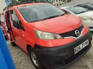 Nissan Nv200, 2014 Red | Buses & Microbuses for sale in Mombasa, Mombasa CBD