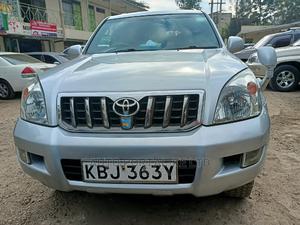 Toyota Land Cruiser Prado 2004 Silver | Cars for sale in Nairobi, Upperhill