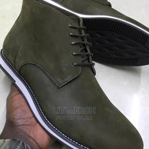 Quality Leather Semi Casual Billionaire Bootls | Shoes for sale in Nairobi, Nairobi Central