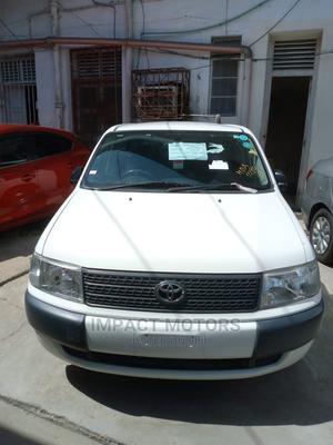 Toyota Probox 2014 White   Cars for sale in Nairobi, Ridgeways
