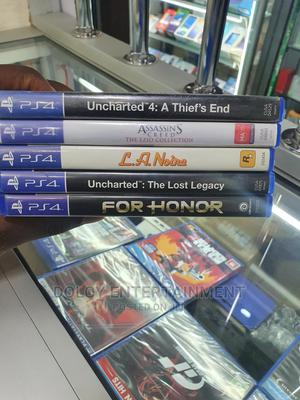 Ps4 Video Games   Video Games for sale in Nairobi, Nairobi Central