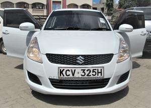 Suzuki Swift 2012 White | Cars for sale in Mombasa, Tudor