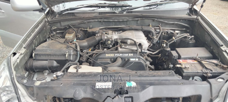 Archive: Toyota Land Cruiser Prado 2005 Silver