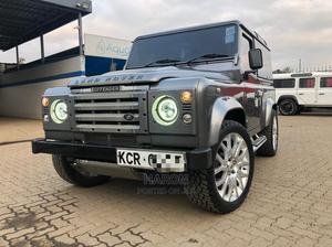 Land Rover Defender 2010 Puma 110 2.4 TD Gray   Cars for sale in Nairobi, Langata