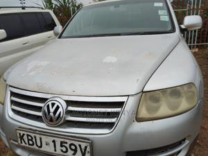 Volkswagen Touareg 2005 3.0 V6 TDI Automatic Silver   Cars for sale in Nairobi, Nairobi Central
