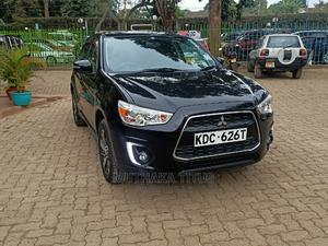 Mitsubishi RVR 2014 Black | Cars for sale in Nairobi, Ridgeways