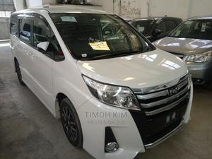 Toyota Noah 2014 White   Cars for sale in Mombasa, Ganjoni