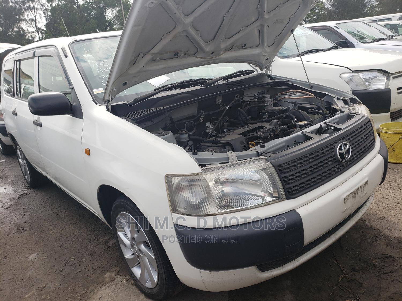 Toyota Succeed 2014 White   Cars for sale in Mombasa CBD, Mombasa, Kenya