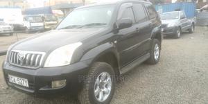 Toyota Land Cruiser Prado 2008 Black | Cars for sale in Nairobi, Pangani