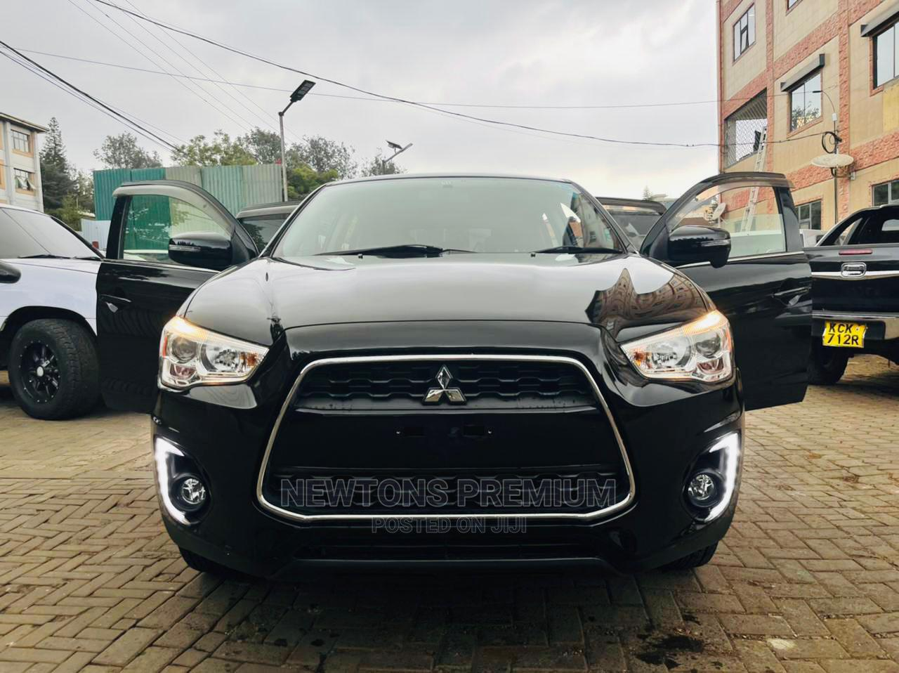 Mitsubishi RVR 2014 Black   Cars for sale in Kilimani, Nairobi, Kenya