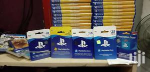 PSN Gift Cards   Video Games for sale in Nairobi, Nairobi Central