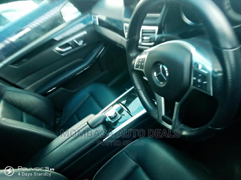 Archive: Mercedes-Benz E250 2014 Black
