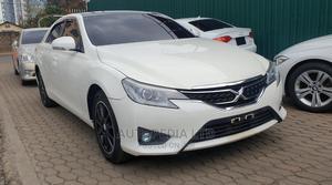 Toyota Mark X 2012 White | Cars for sale in Nairobi, Kilimani