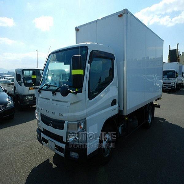 Archive: Mitsubishi Canter 2014