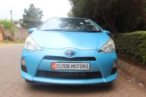 Toyota Aqua 2013 Blue   Cars for sale in Nairobi, Ridgeways