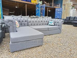 Chester L Shape Sofa | Furniture for sale in Nairobi, Kahawa
