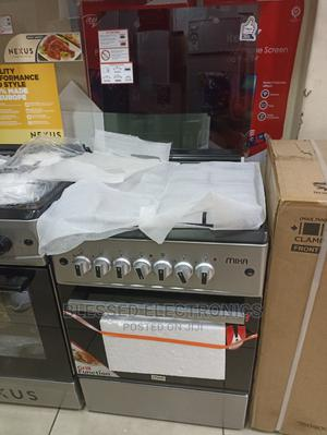 Mika 60 by 60 3 Gas and 1 Electric Cooker | Kitchen Appliances for sale in Nairobi, Nairobi Central