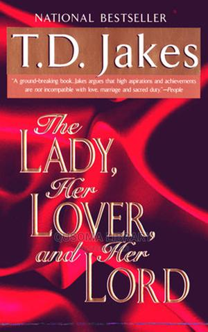 The Lady, Her Lover, and Her Lord - T. D. Jakes | Books & Games for sale in Kajiado, Kitengela