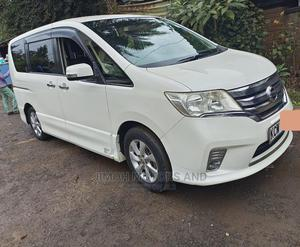 Nissan Serena 2012 White   Cars for sale in Nairobi, Parklands/Highridge