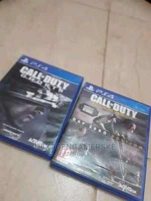 One Stop Shop for All Ps4 Call of Duty Disks   Video Games for sale in Nairobi, Kileleshwa