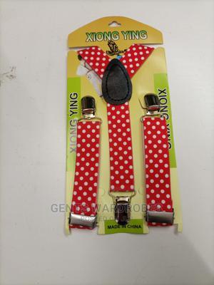 Polka Dot Suspenders | Babies & Kids Accessories for sale in Nairobi, Nairobi Central