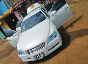 Toyota Mark X 2007 White | Cars for sale in Nairobi, Kasarani