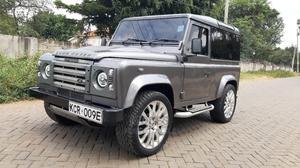 Land Rover Defender 2010 Gray   Cars for sale in Nairobi, Woodley/Kenyatta Golf Course