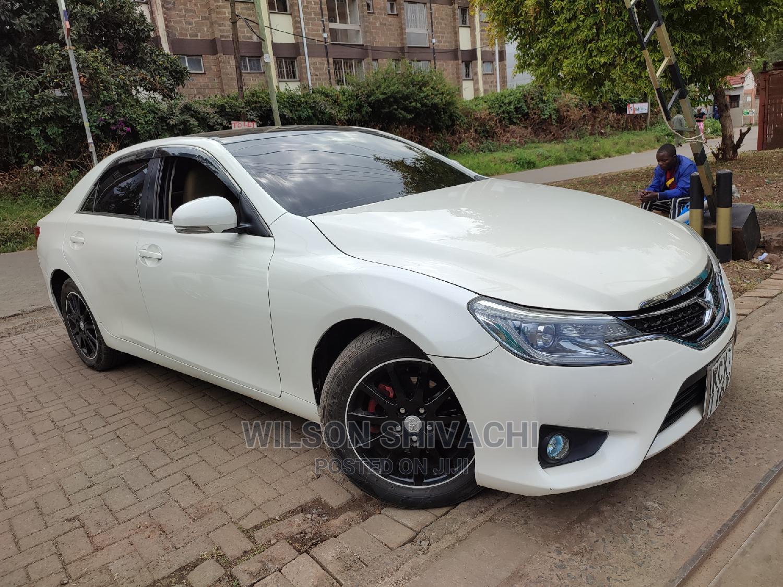 Toyota Mark X 2012 White | Cars for sale in Kilimani, Nairobi, Kenya