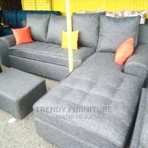 Custom Made L Sectional 6 Seater Sofa   Furniture for sale in Nairobi, Kahawa