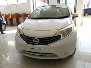 Nissan Note 2014 White | Cars for sale in Mombasa, Ganjoni