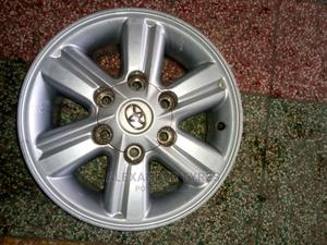 Hilux Original Rims 15 Inch Set Silver   Vehicle Parts & Accessories for sale in Nairobi, Nairobi Central