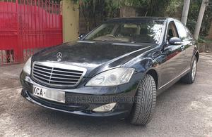 Mercedes-Benz S Class 2010 S 350 (W221) Black   Cars for sale in Nairobi, Kilimani