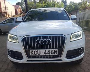 Audi Q5 2013 White | Cars for sale in Nairobi, Nairobi Central