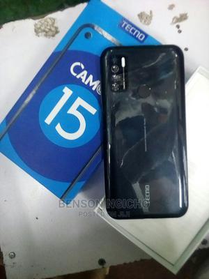 Tecno Camon 15 Pro 128 GB Black   Mobile Phones for sale in Nairobi, Nairobi Central