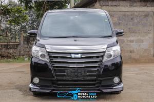 Toyota Noah 2014 Black | Cars for sale in Nairobi, Ridgeways