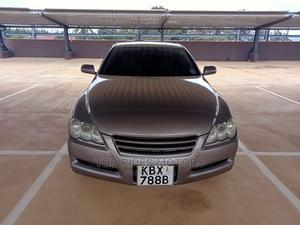 Toyota Mark X 2006 Silver | Cars for sale in Nairobi, Thome
